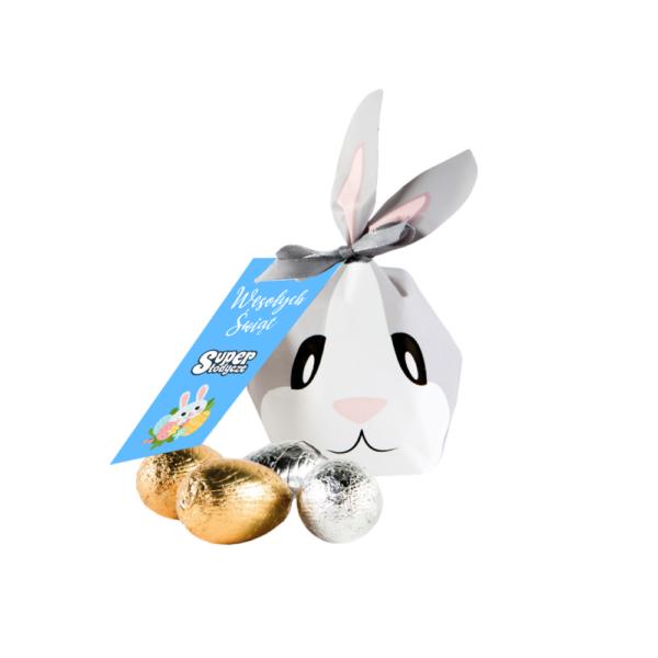 choco bunny bag