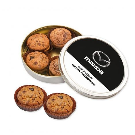 American Cookies logo MAZDA