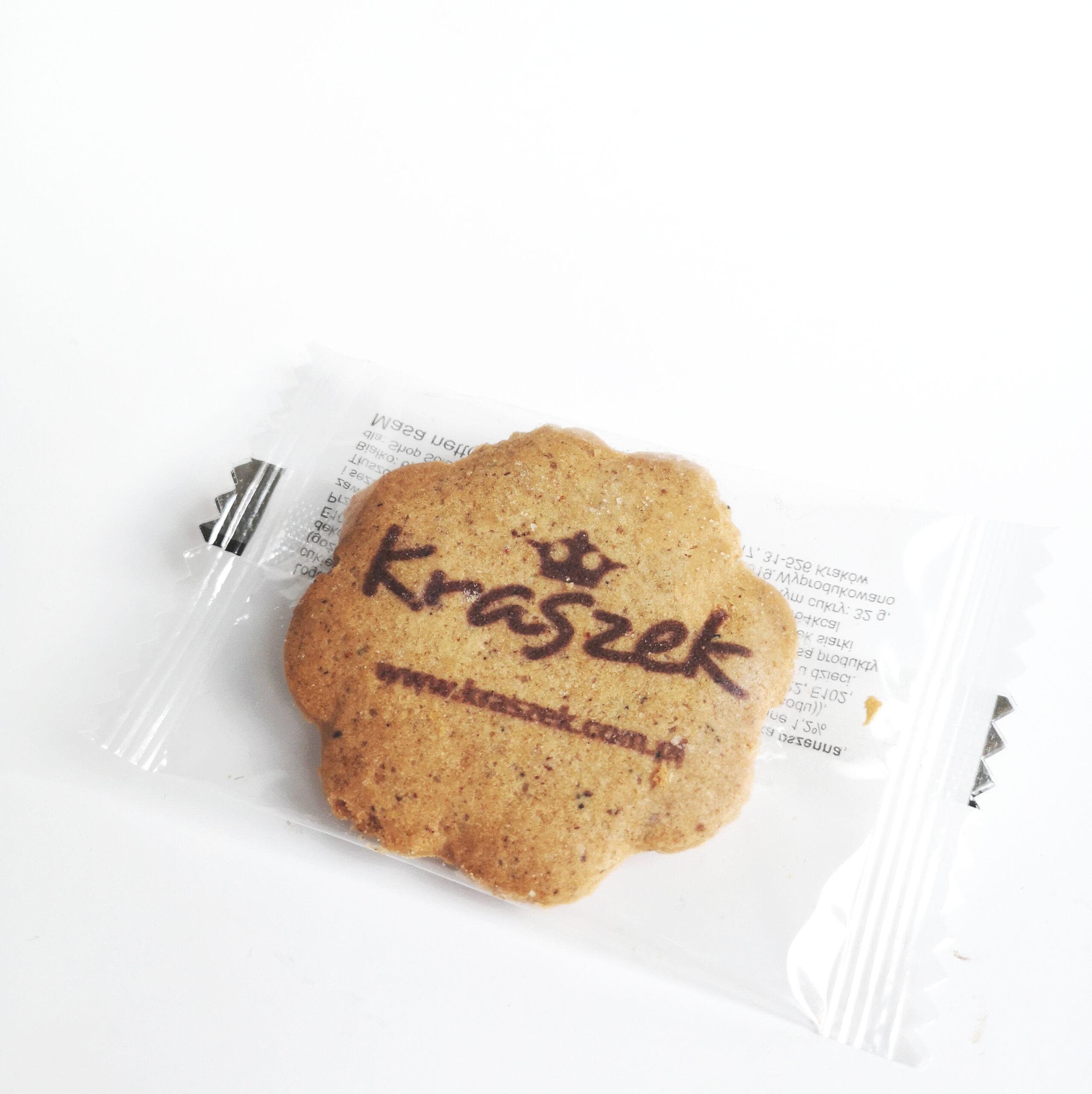 Ciasteczko Logo Cookie