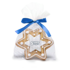 Ciastka firmowe z logo - Super Słodycze