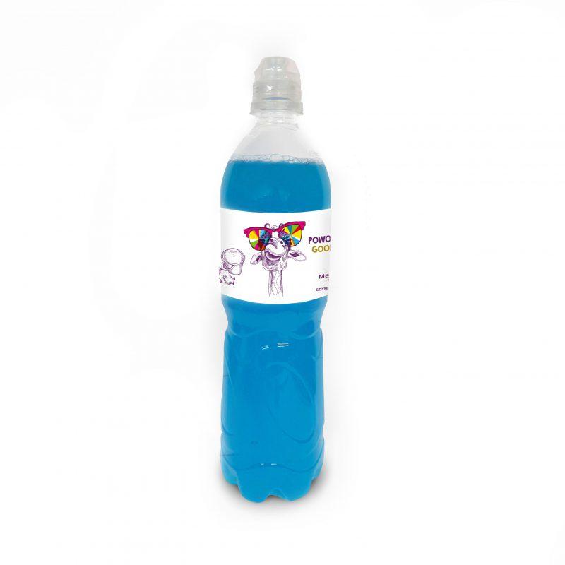 reklamowy napój izotoniczny z nadrukiem