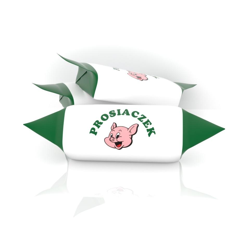 Krówka z logo Prosiaczek