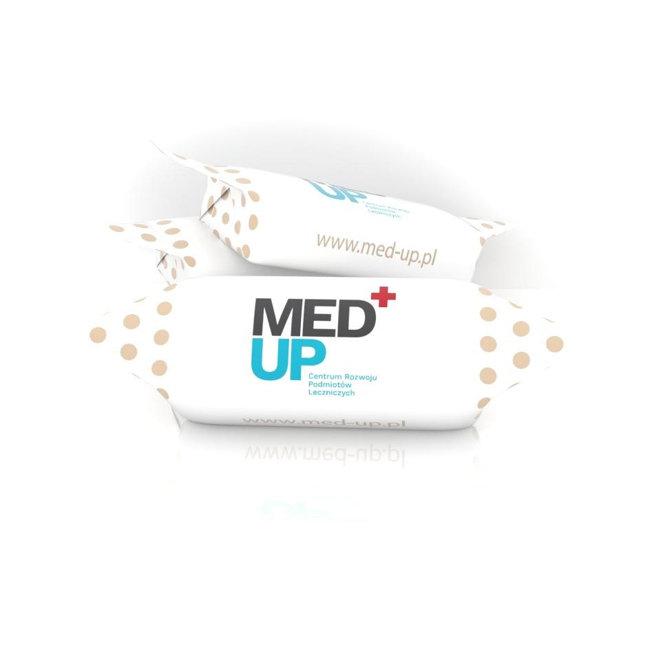 Krówki z Logo MedUP