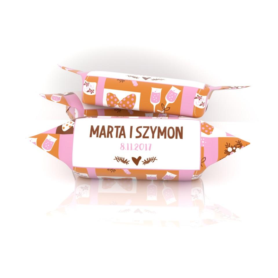 Marta i Szymon - wzór ślubny
