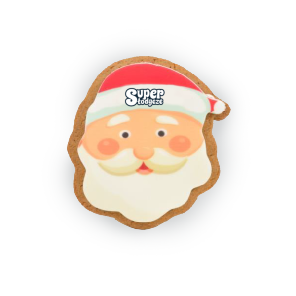 Świąteczne ciasteczka reklamowe z logo - Super Słodycze