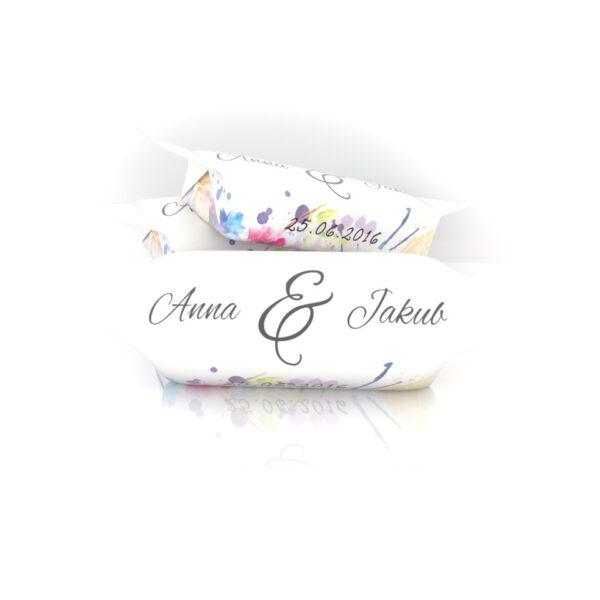 krówki ślubne cukierki na wesele