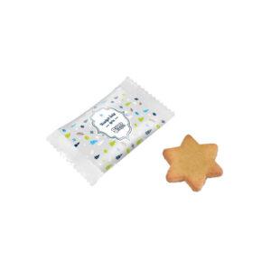 Ciasteczko gwiazdka korzenna z dodatkiem imbiru