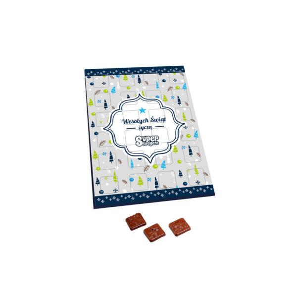 Kalendarz Adwentowy Mini