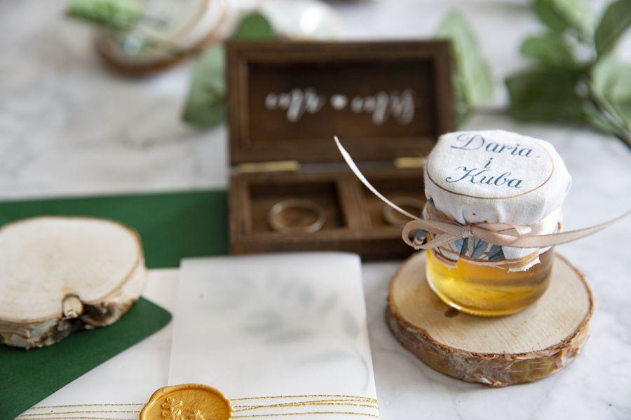 słodycze na ślub podziękowania dla gości